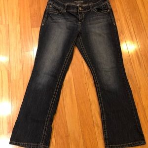 Maurices women's jeans size 12